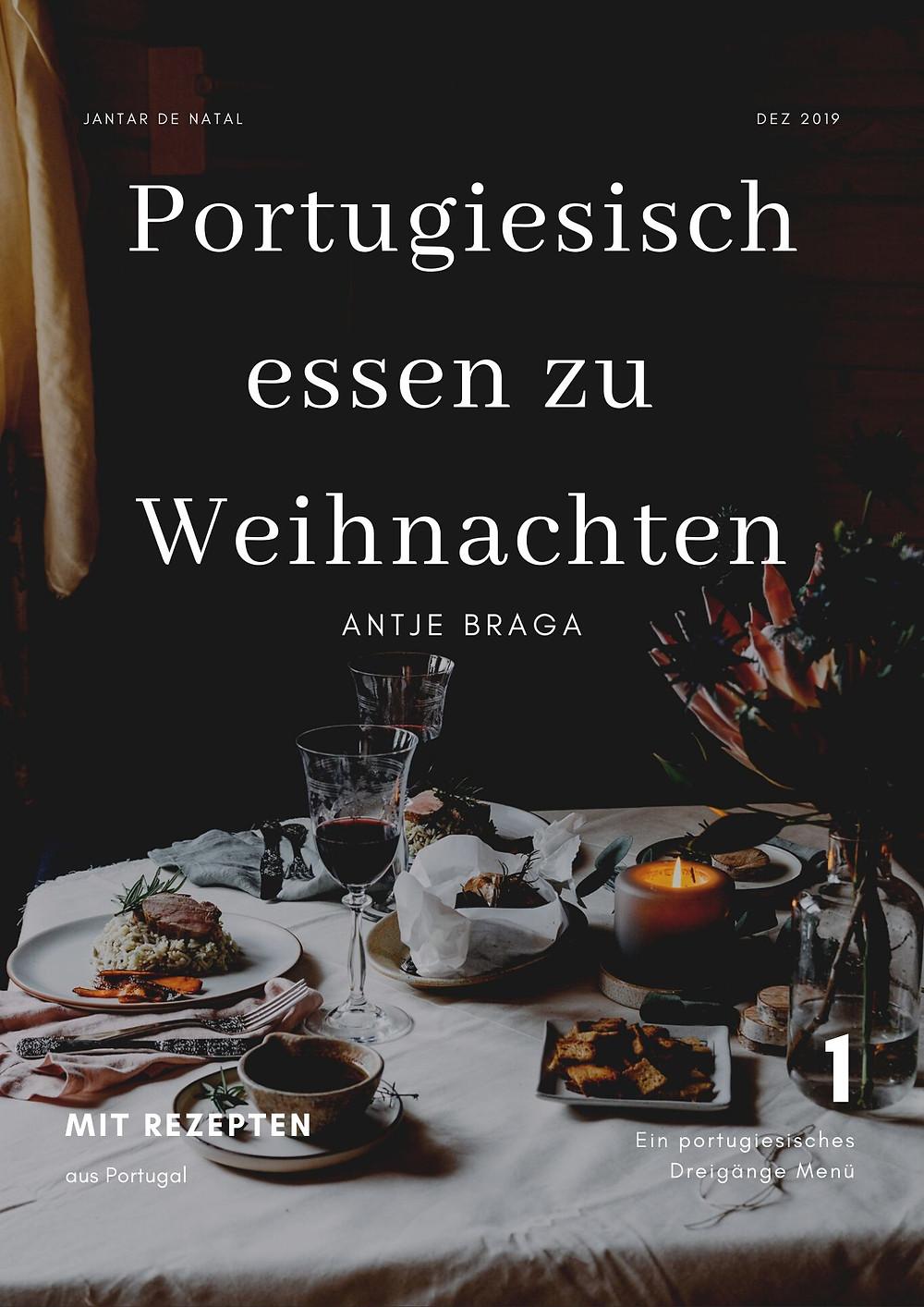 eBook, portugiesische Rezepte, Weihnachten, food fotografie