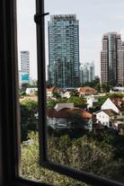 Singapore, skyscrapers, travelphotography, antje braga photography