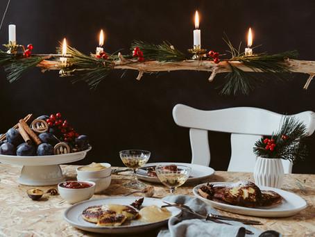 Weihnachtliche Hefeplinsen aus dem Spreewald & Quarkkeulchen aus dem Erzgebirge