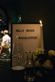 Macis Biorestaurant Leipzig
