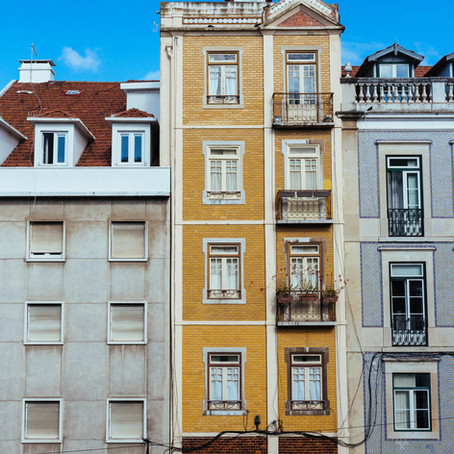 Aus dem Familien Logbuch - Lissabon in Farbe.