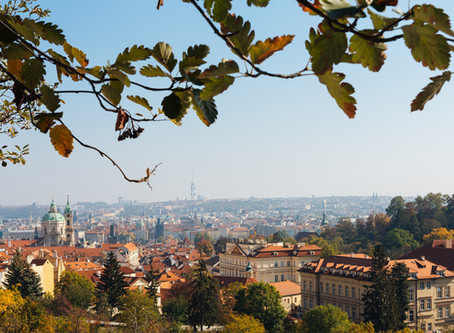 """Inspiration Prag - """"die goldene Stadt"""""""