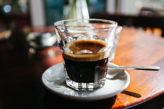 "Café ""Im Nu"" in Berlin"