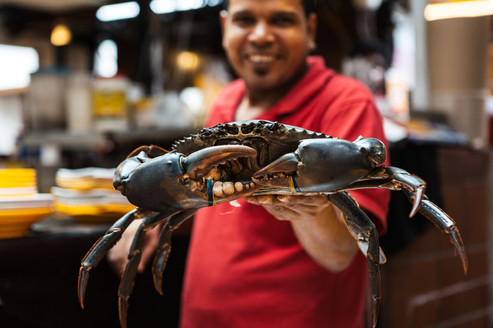 Singapore,travelphotography, antje braga photography, chilli crab, food photography