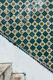 Lissabons Fliesen