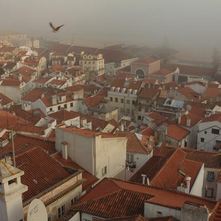 Wie ich meinen Mann kennenlernte - ohne Handy & in Lissabon.