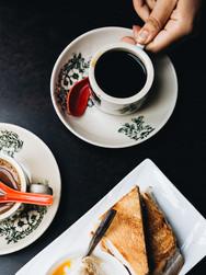 Kopi & Kaya Toast