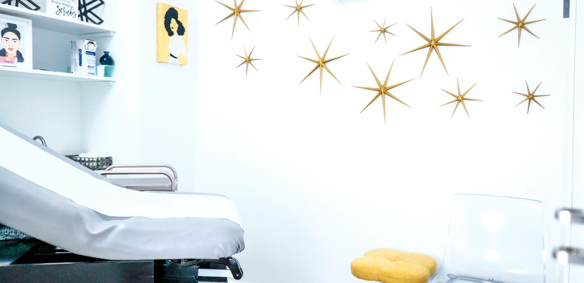 Star studded treatment...