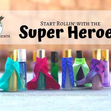 Super Hero Rollers