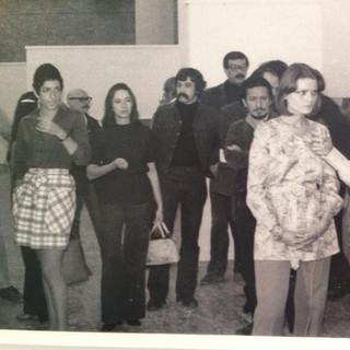 Interviewing José Luis Cuevas, 1969