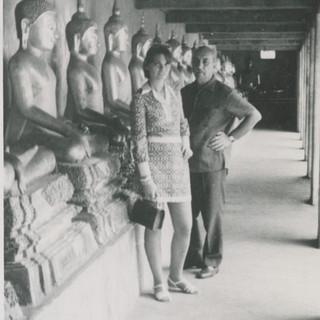 CS with Fernando Gamboa, 1970