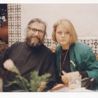 CS with Francisco Icaza, 1990