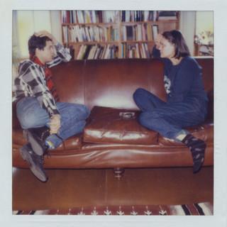 "CS with Roberto Gil de Montes, ""Comadreando"", 1982"