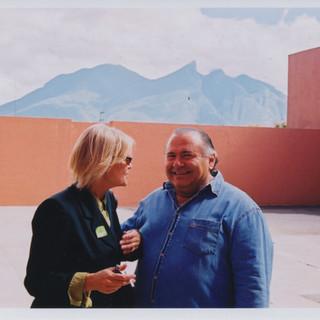 Carla Stellweg and Guillermo Sepulveda, 2004