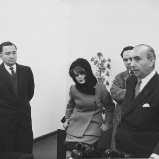 CS with Sr. Ramos J. & F. Gamboa, 1967