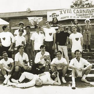 Pincel y Fibra Soccer Team, 1966