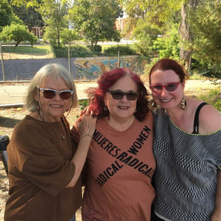 CS with Judy Baca and Anna Indych-Lopez, 2017