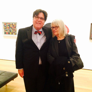 CS with curator Luis Perez-Oramas, 2015