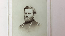 Photographs and Autographs of Distinguished Civil War Union Generals, 1864