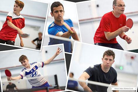 Kings Table Tennis Club Potos