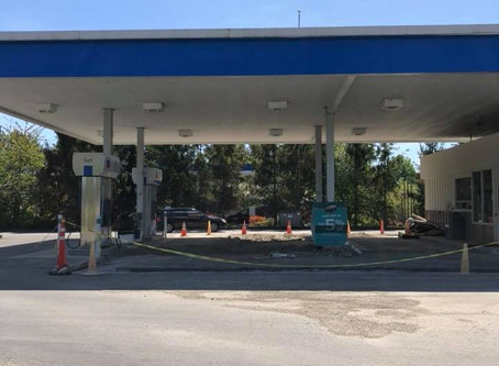 The reality of underground gas stations