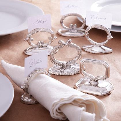 Handled Napkin Ring & Place Card Holder
