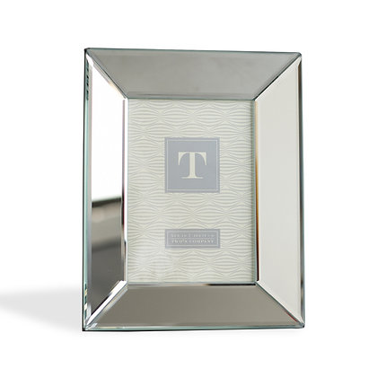 Refections Beveled Mirror Frame