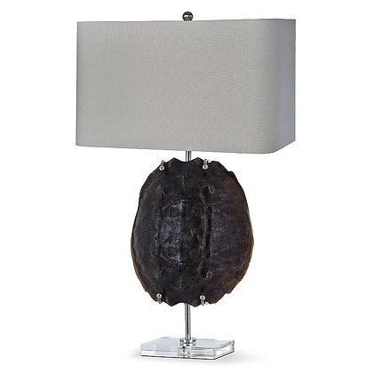 Exhibit Lamp - Turtle Shell