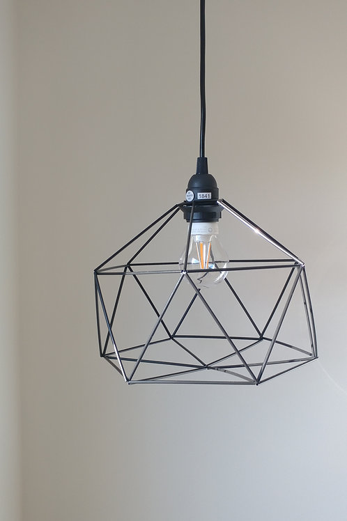 Pendant Light in Black