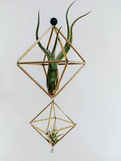 Double Tetrahedron Drop
