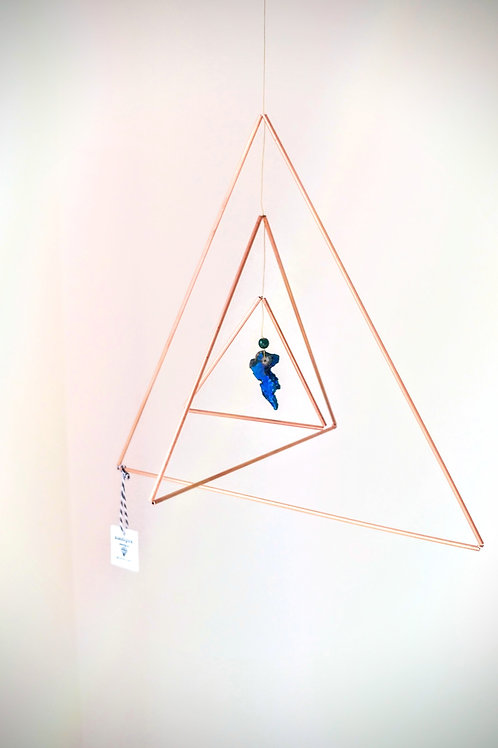 Three Tiered Triangle Mobile