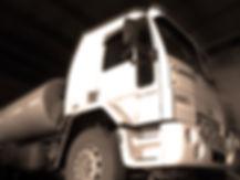 transporte de asfalto