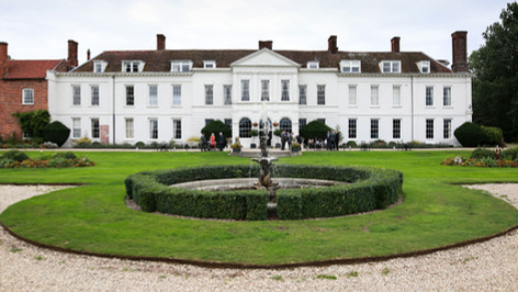 Gossfield Hall wedding venue Essex