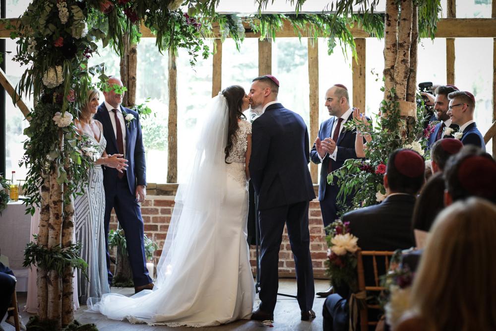 Jewish Wedding Photography in Essex