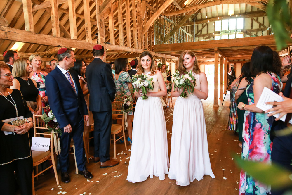 Jewish wedding Photography Bridesmaids