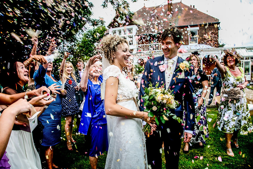 Wedding photographers in Chelmsford Esse