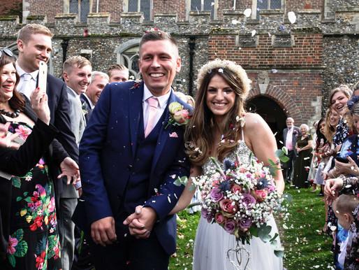 Essex Wedding Photography                            Blake End Craft Centre