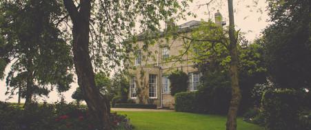 Barnston Lodge wedding venue