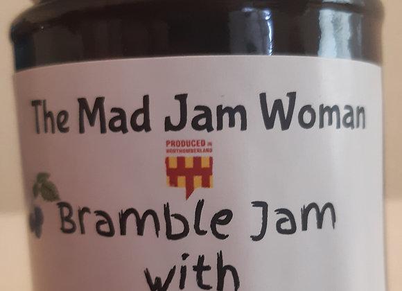 Bramble Jam with Liquorice
