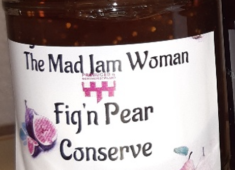 Fig 'n' Pear Conserve