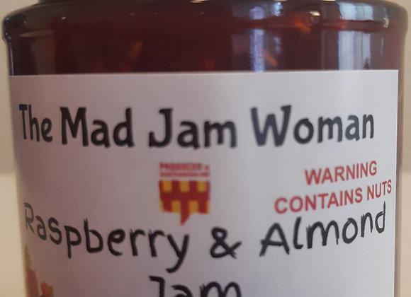 Raspberry&AlmondJam
