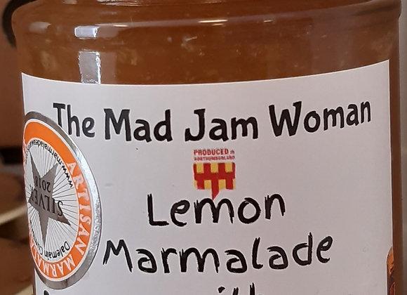 Lemon Marmalade with Cointreau