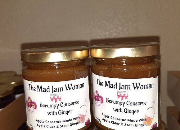 Scrumpy Conserve with Ginger