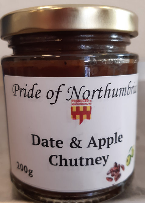 Date & Apple Chutney