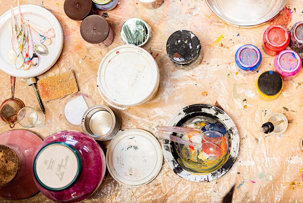 Malování pokojů v klidu