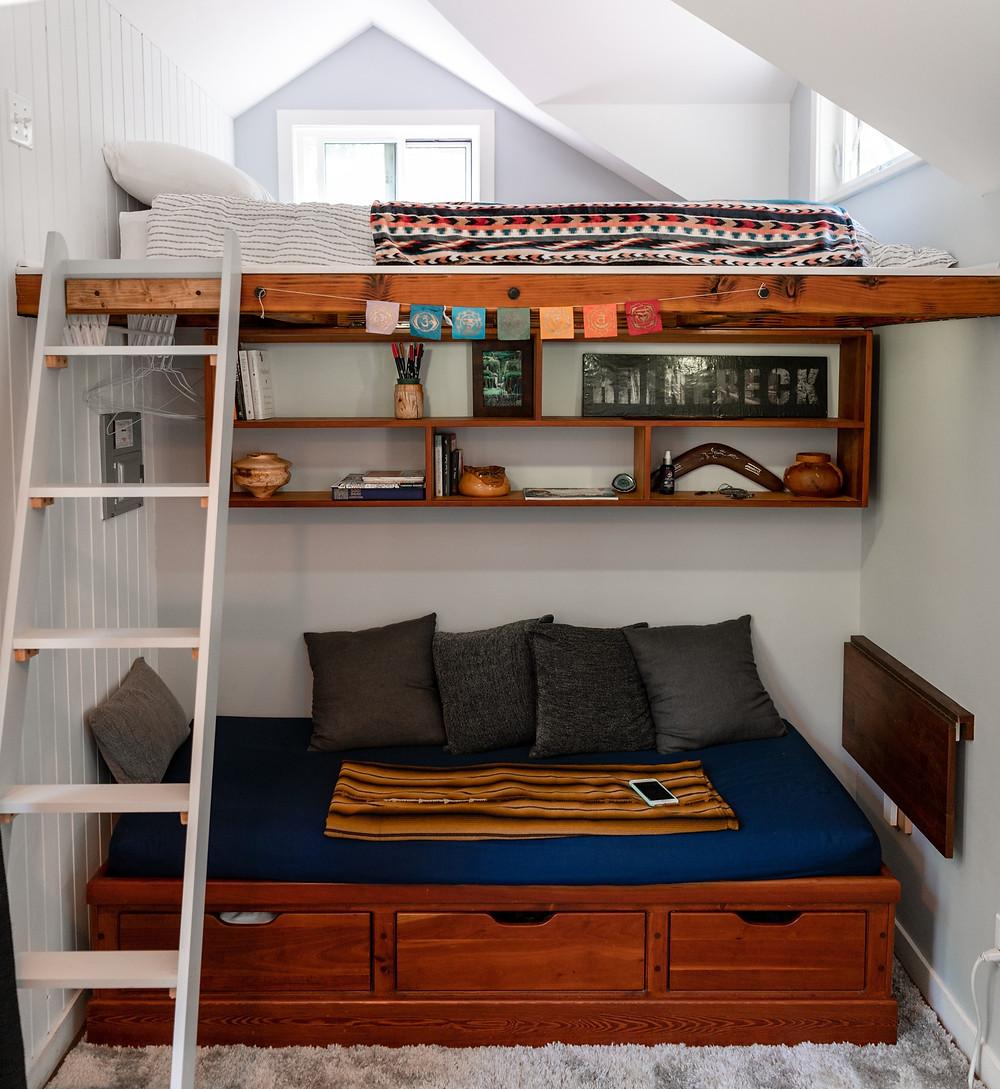 Multifuknční nábytek