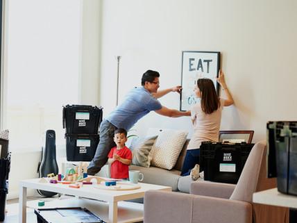 Jak se připravit na malování pokojů