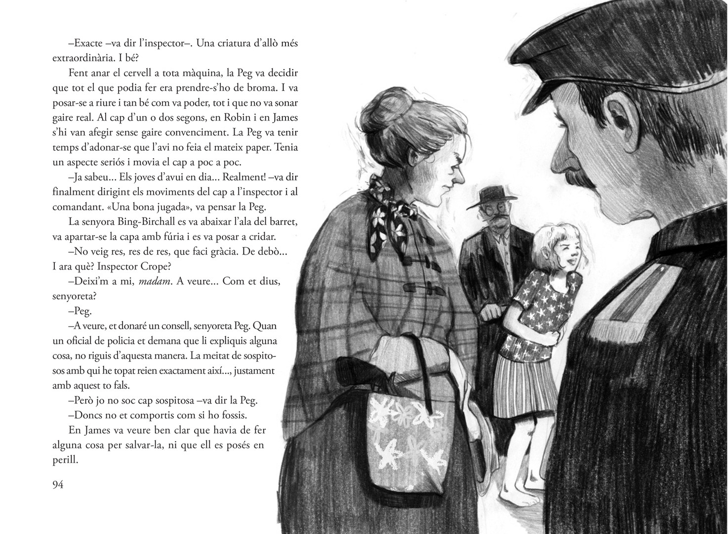 Snoggle illustration
