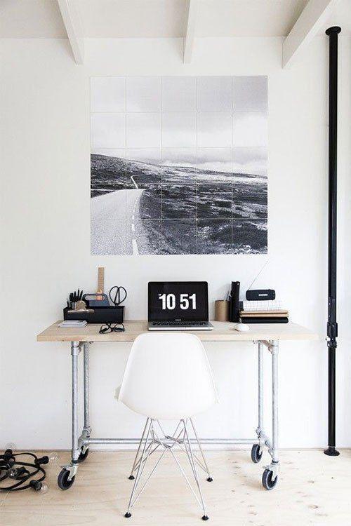 可輕便移動的書桌