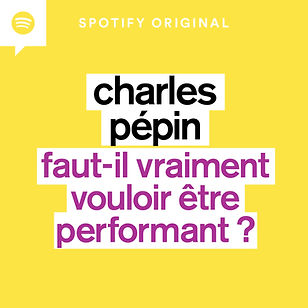 Charles Pepin podcast spotify